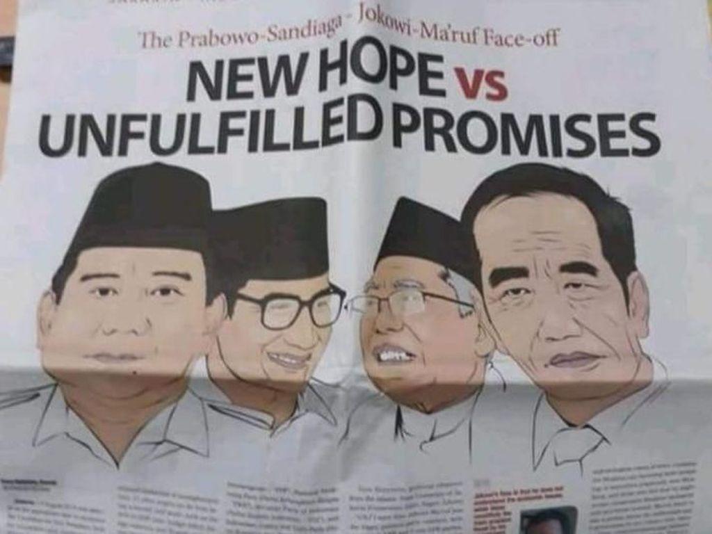 Gerindra Tepis Independent Observer Propaganda: Murni Usaha Wasekjen