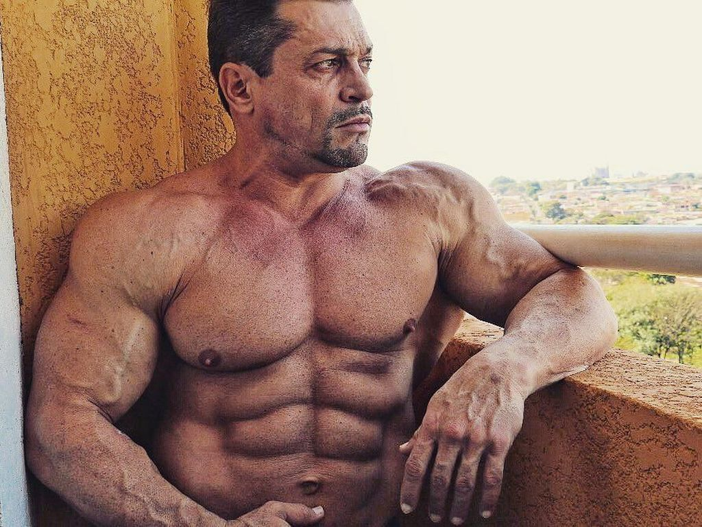 Potret Fernando Sardinha, Tony Stark Versi Kekar dari Brazil