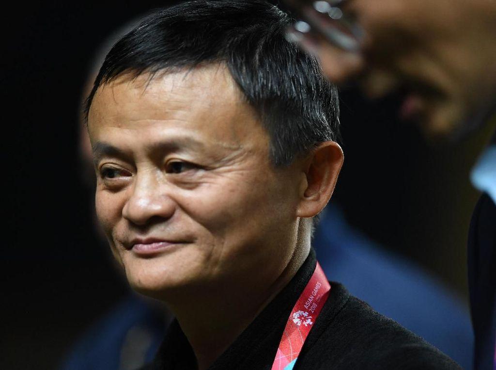 Jack Ma Pensiun di Hari Ulang Tahun