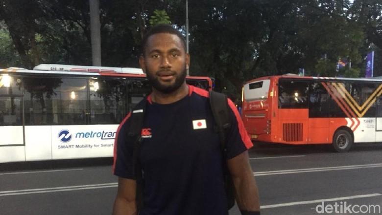Terkesan Makanan Indonesia, Atlet Jepang Ini Juga Akan Borong Batik