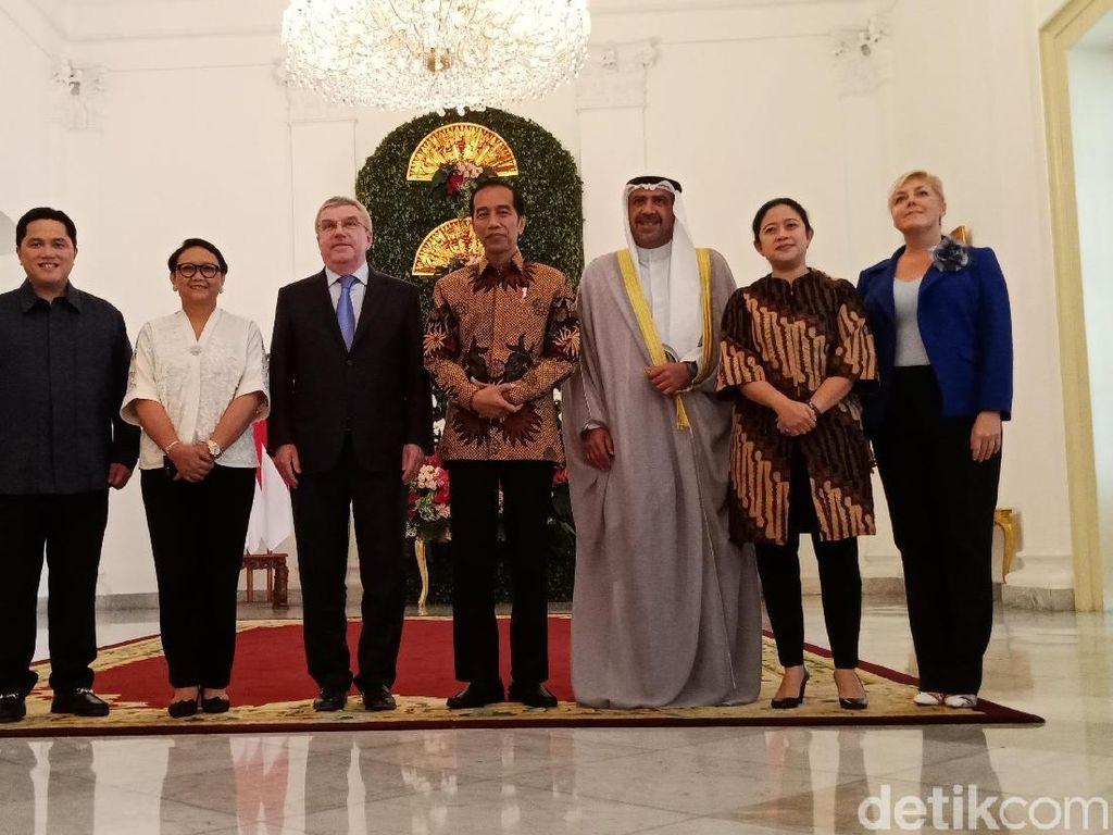 Asian Games Sukses, Jokowi Targetkan RI Tuan Rumah Olimpiade 2032
