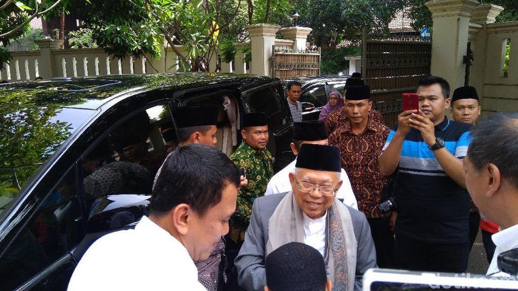 Abdul Somad Ngaku Diintimidasi, Maruf Amin: Tidak Ada Itu