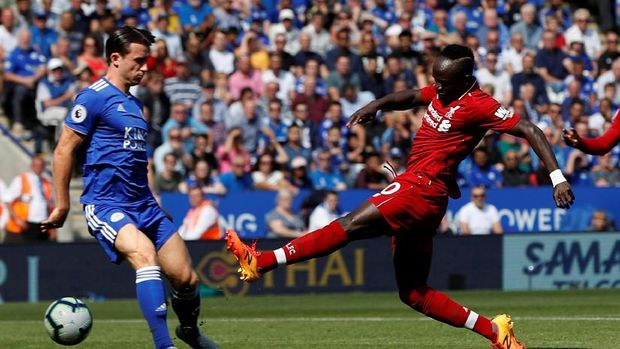 Babak I Leicester vs Liverpool: The Reds Unggul 2-0