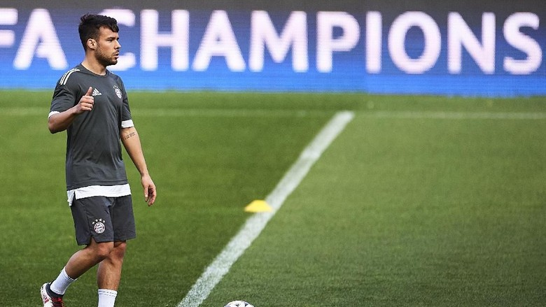PSG Rekrut Juan Bernat dari Bayern Munich
