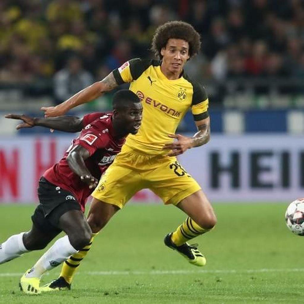 Hasil Liga Jerman: Dortmund Ditahan Imbang Hannover