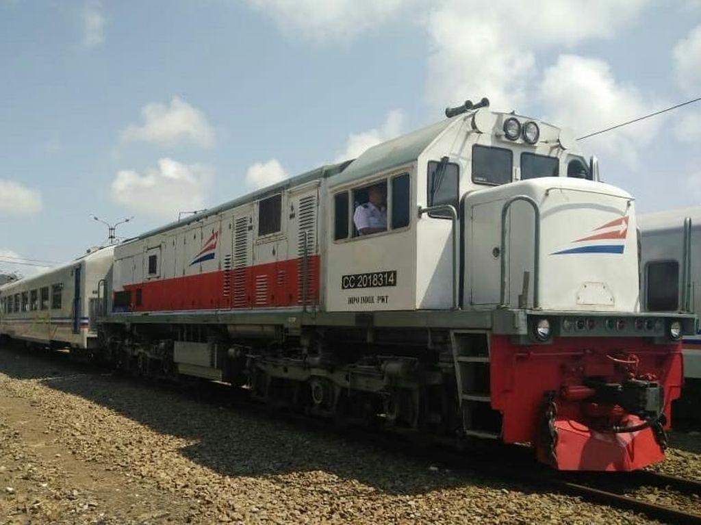 Naik Kereta Lokal Gratis di 13 April, Ini Jadwalnya
