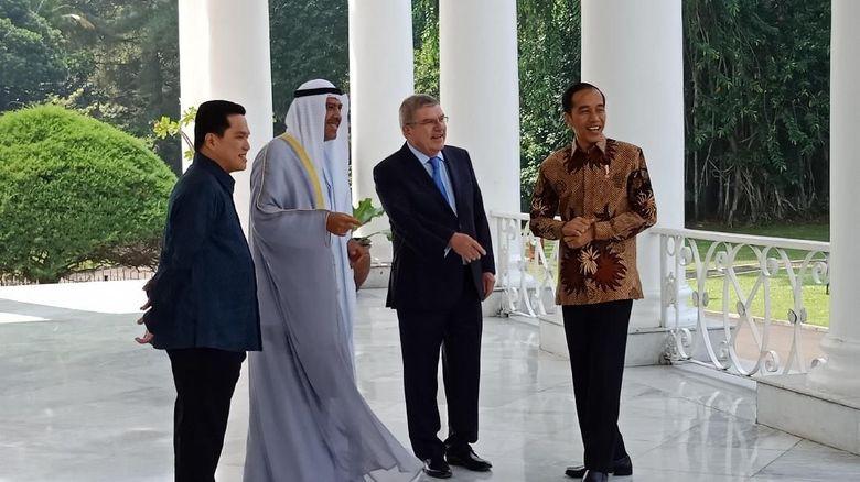 Presiden Jokowi Targetkan Indonesia Makara Tuan Rumah Olimpiade 2032