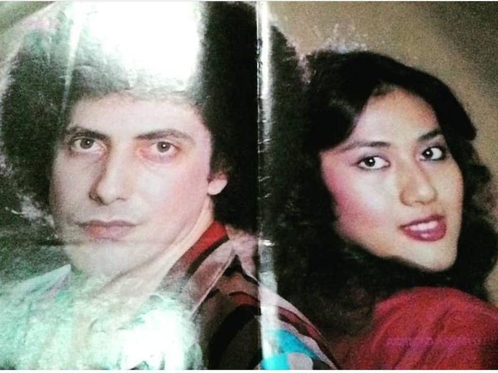 Kisah Cinta Rini S Bono dan Ahmad Albar, Cinta Bersemi di Lantai Dansa