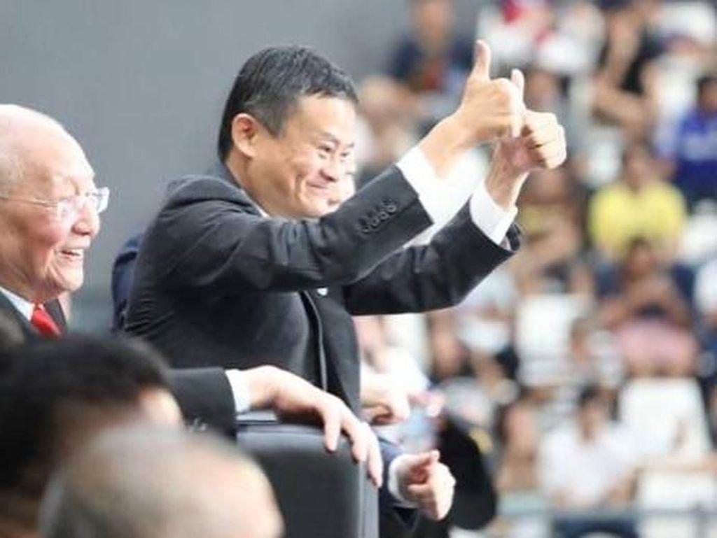 Sosok Daniel Zhang di Mata Jack Ma