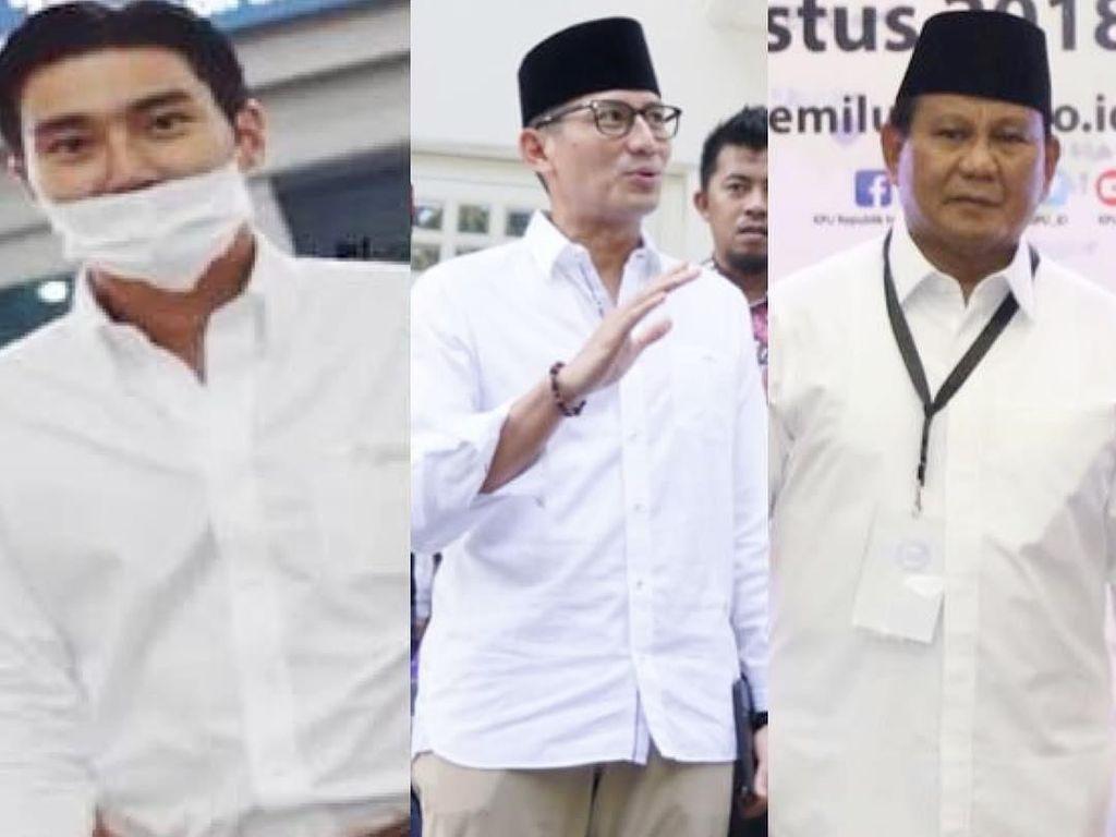 Sandiaga Merasa Mirip Siwon, Maruf Bandingkan Diri dengan Mahathir