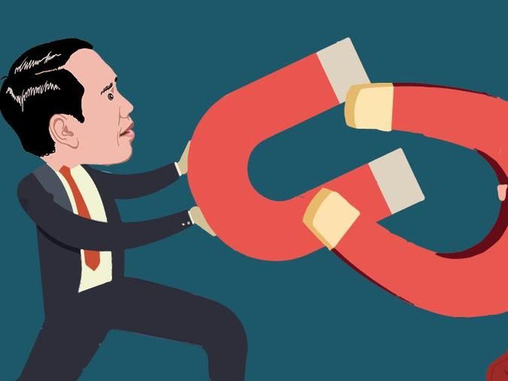 Rizal Ramli Tantang Jokowi dan Prabowo Stabilkan Ekonomi