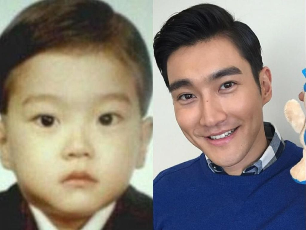 Foto Masa Kecil Personel Super Junior, Siapa Paling Imut?
