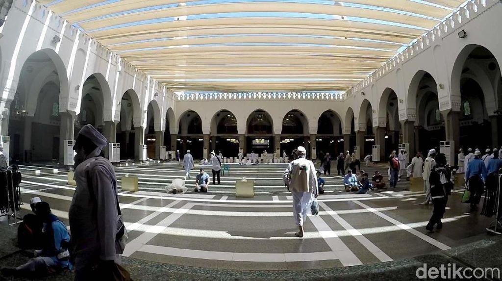 Potret Keindahan Masjid Pertama Rasulullah