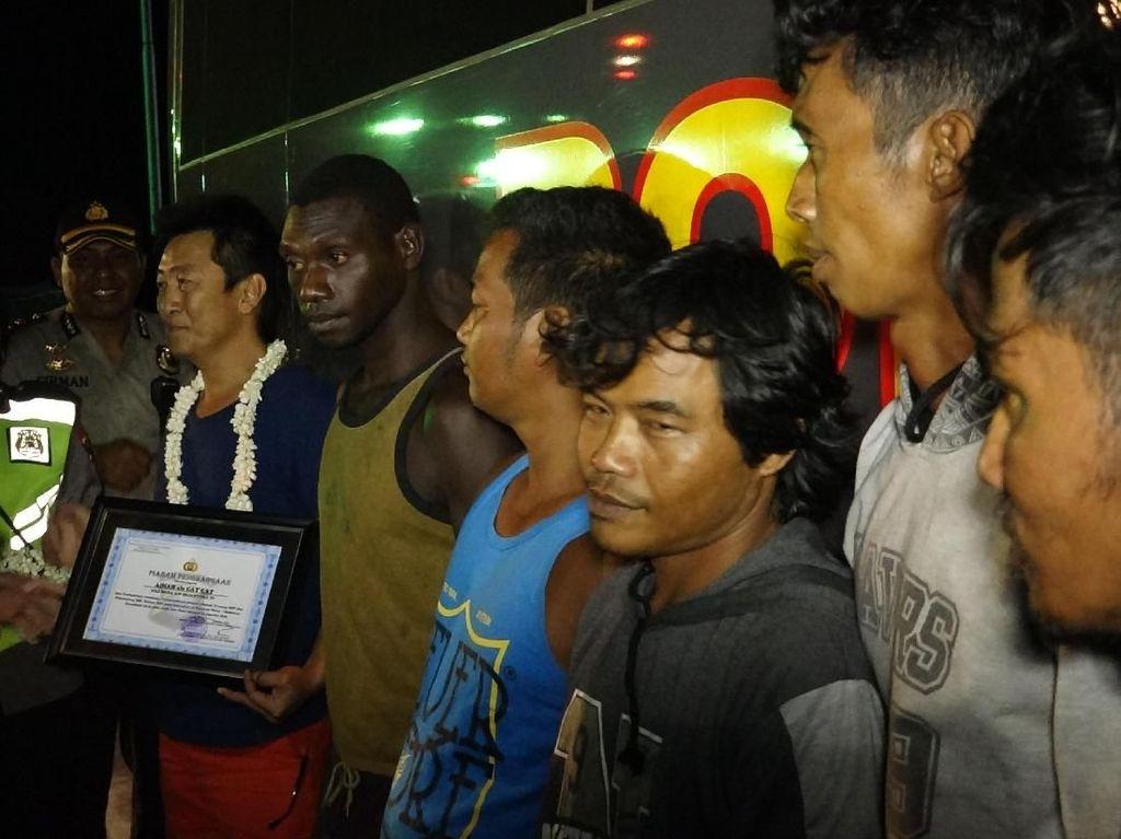 21 Korban KLM Wahyu Ilahi yang Terbakar di Laut Flores akan Dipulangkan