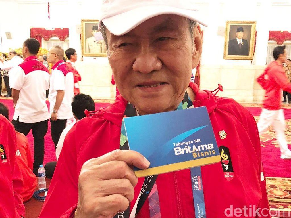 Pak Bambang Hartono, Bonus dari Jokowi Mau Buat Apa?