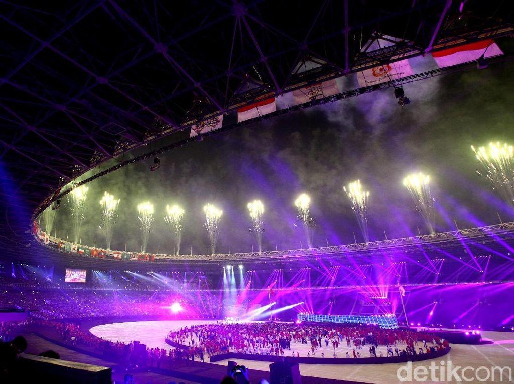 Sukses Asian Games 2018, Indonesia Menatap Olimpiade 2032