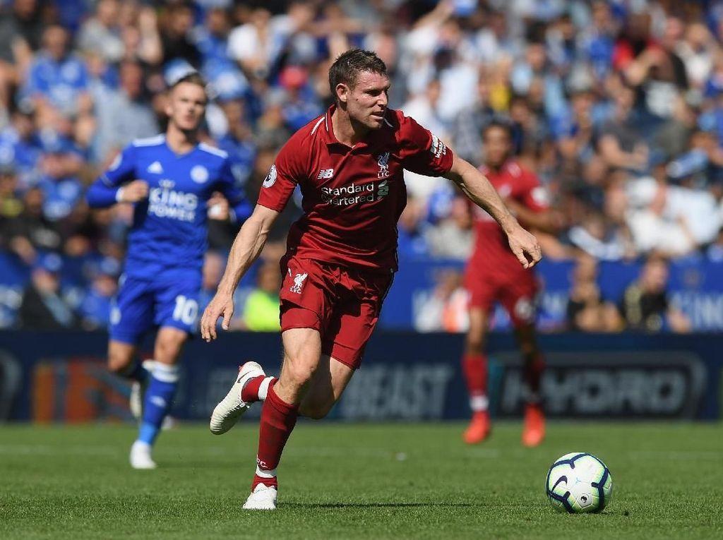 Liverpool Tetap Menang Walaupun Main Jelek
