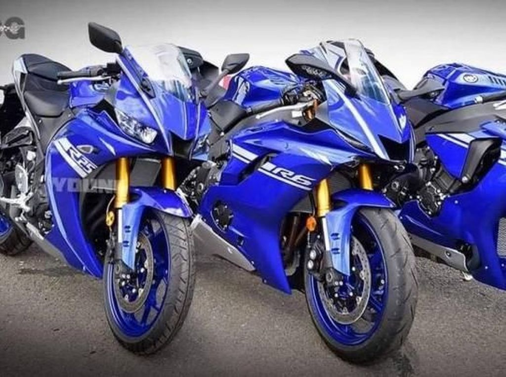 Beginikah Tampang Yamaha R25 Terbaru?