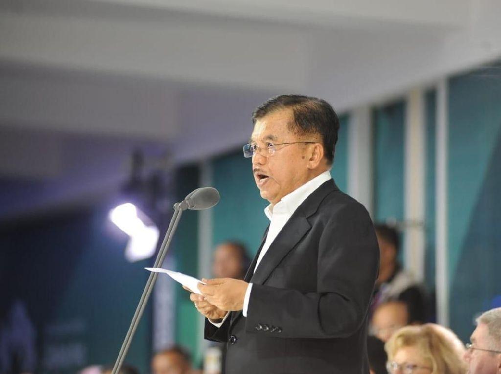 Closing Asian Games Diguyur Hujan, JK: Berkah dari Allah SWT