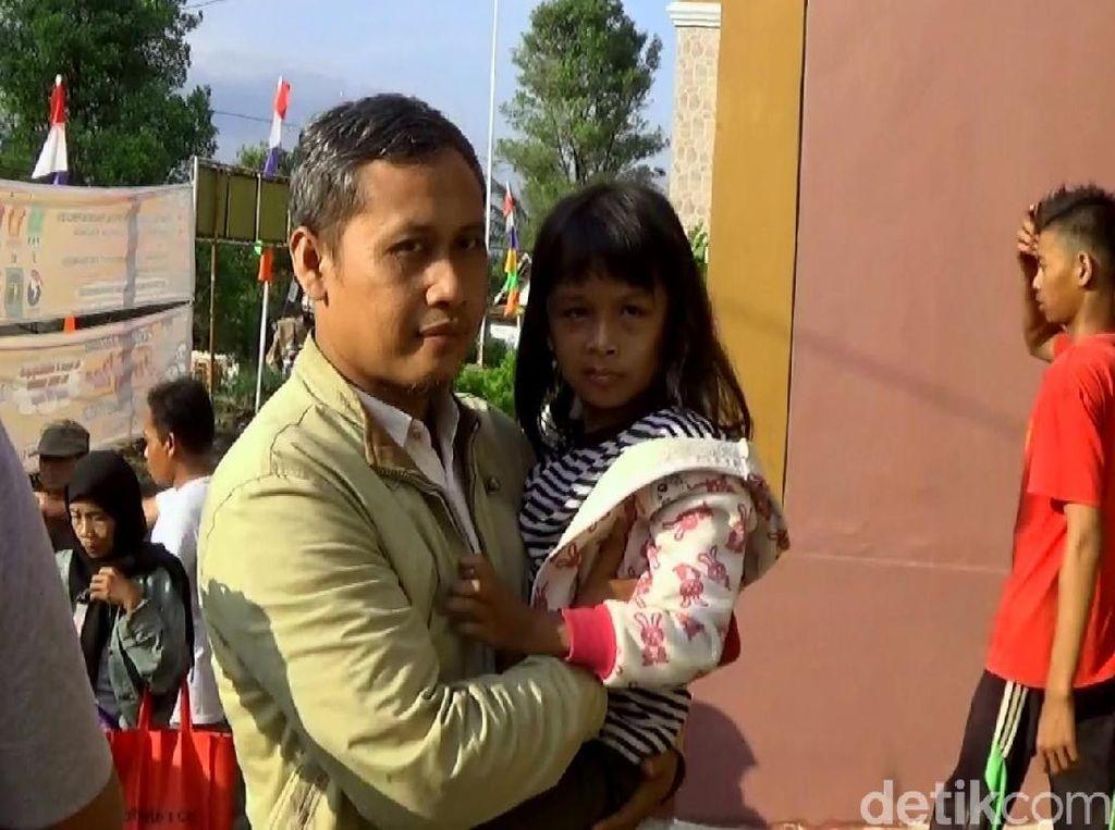 2 Anak Dasirin yang Sempat Tinggal di Kandang Kerbau Cerebral Palsy