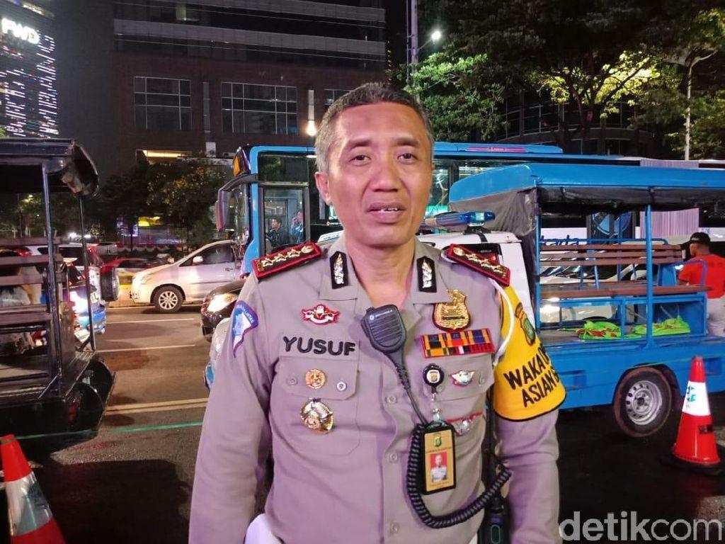 Operasi Zebra Jaya, Pengendara Mabuk hingga Lawan Arus Jadi Sasaran