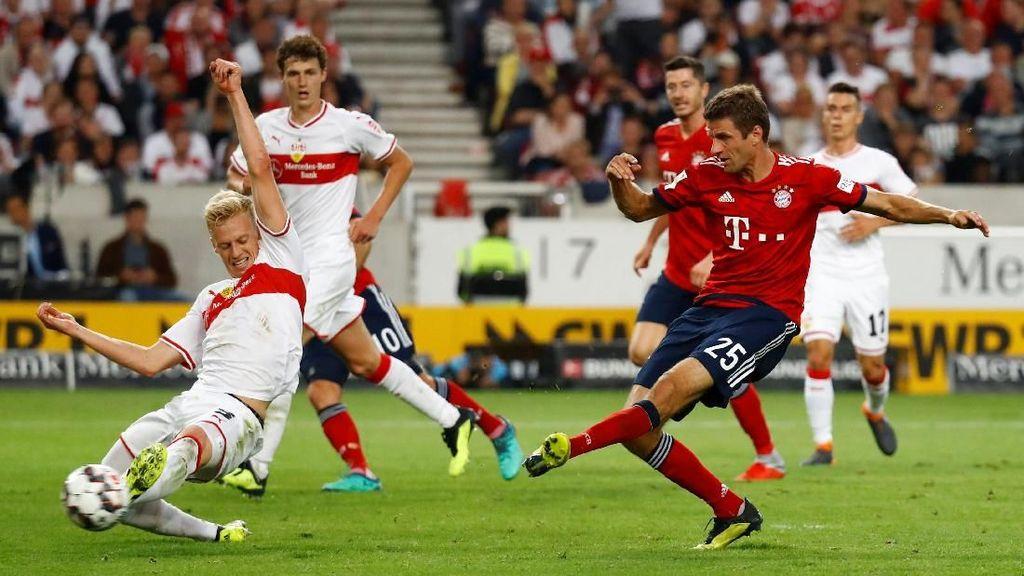 Awal Sempurna Bayern Munich di Bundesliga