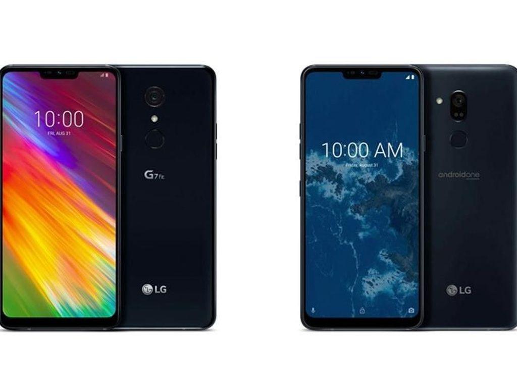 LG Rilis Varian Anyar G7, Seperti Apa?