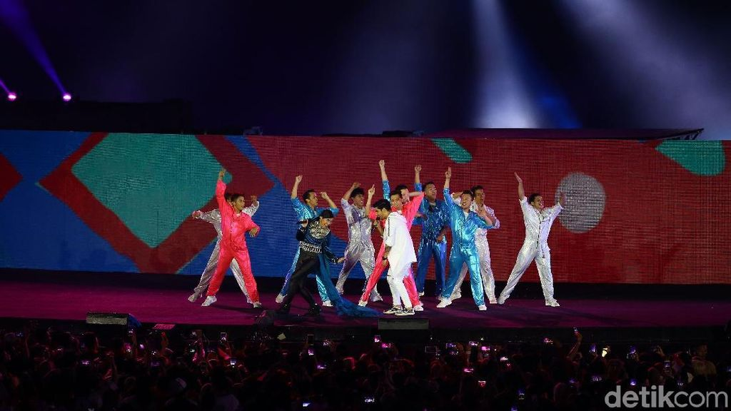 Lagu India Bikin Penonton Closing Ceremony Asian Games 2018 Bergoyang