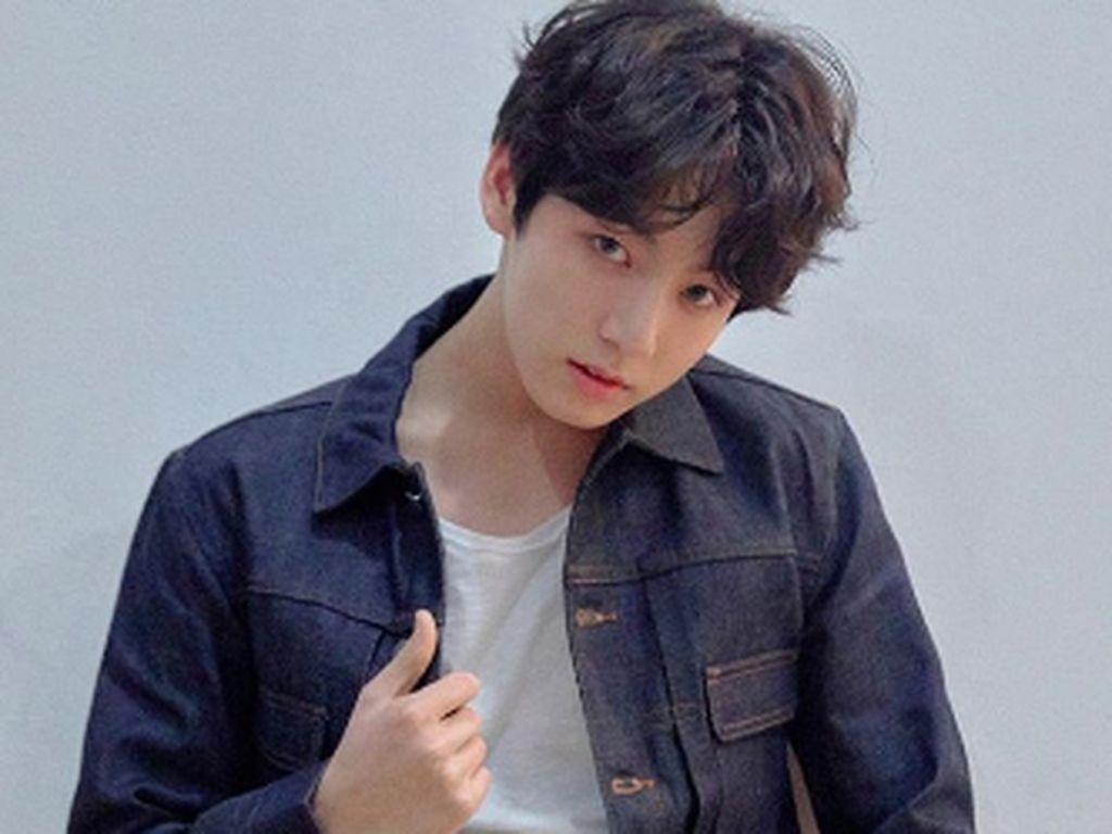 Bintang K-Pop Jungkook BTS Dinobatkan Jadi Pria Terseksi di Dunia 2018