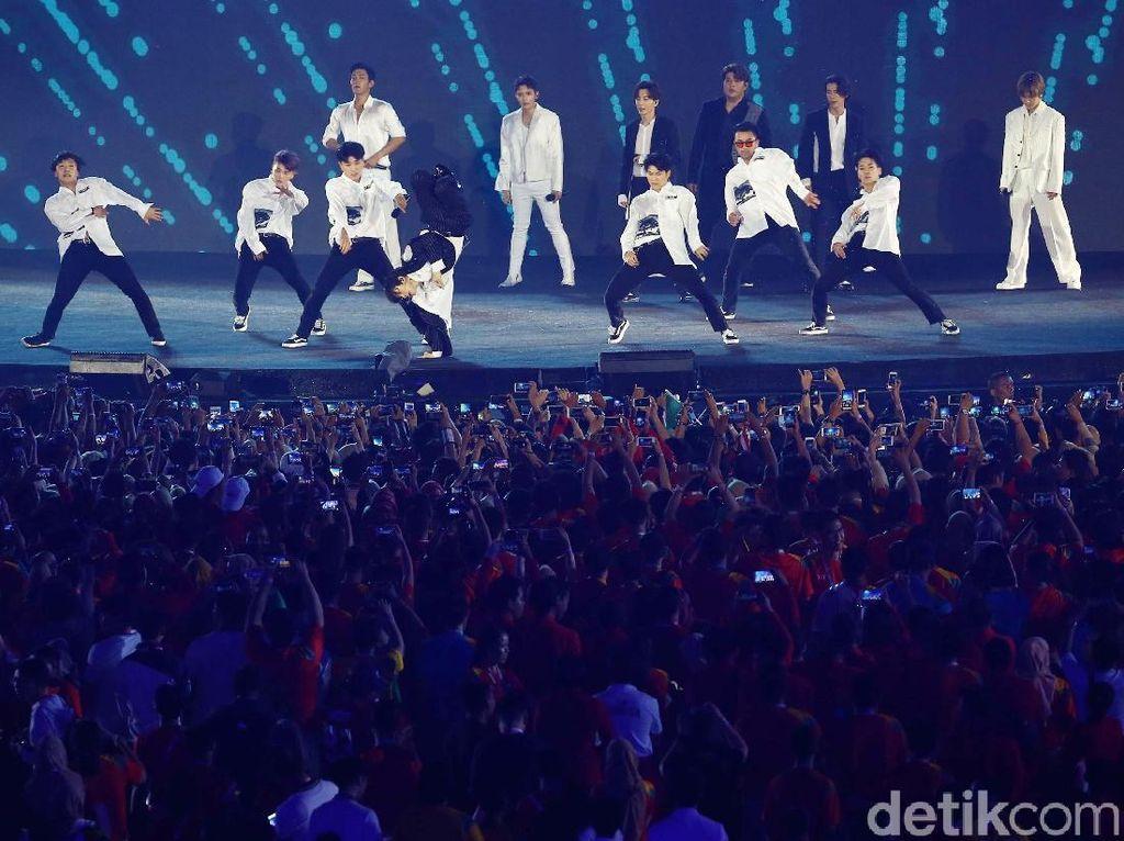 Hore! Super Junior Konser di Jakarta 15 Juni