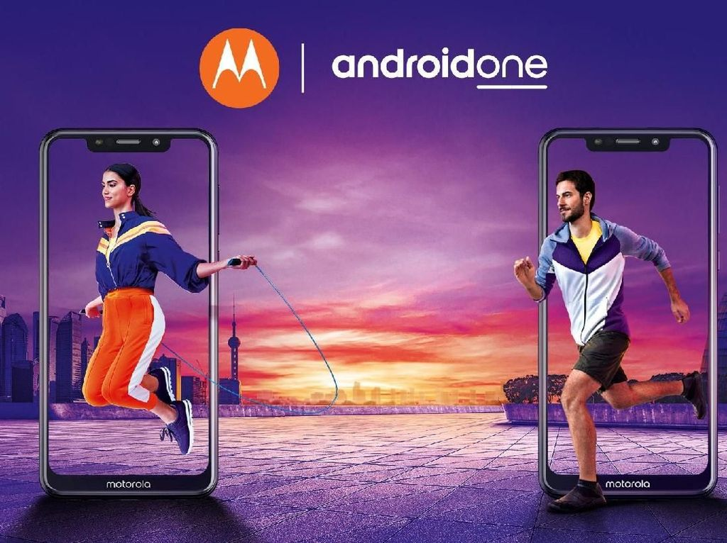 Motorola Rilis Duo Ponsel Android One