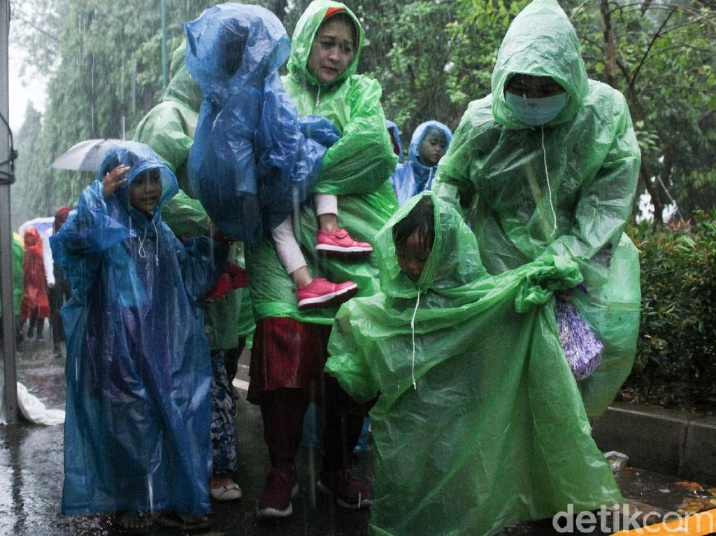 Hujan Tak Akan Ganggu Closing Ceremony Asian Games