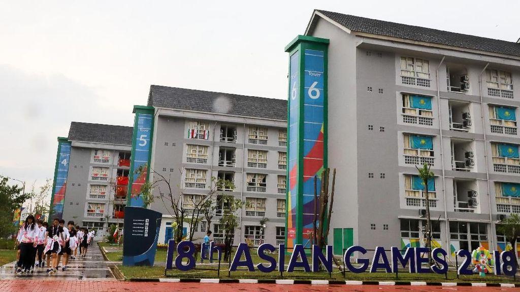 Yuk! Lihat Kampung Atlet di Jakabaring Palembang