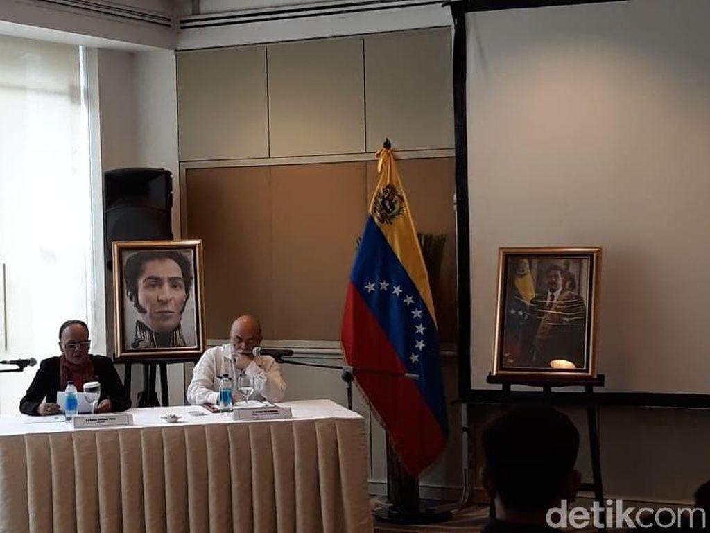 Venezuela Putar Otak Cari Jurus Agar Rakyatnya Tak Kelaparan