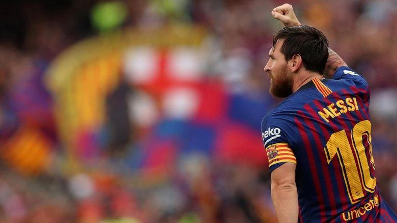 Barca Diminta Pensiunkan Nomor 10 Usai Messi Gantung Sepatu