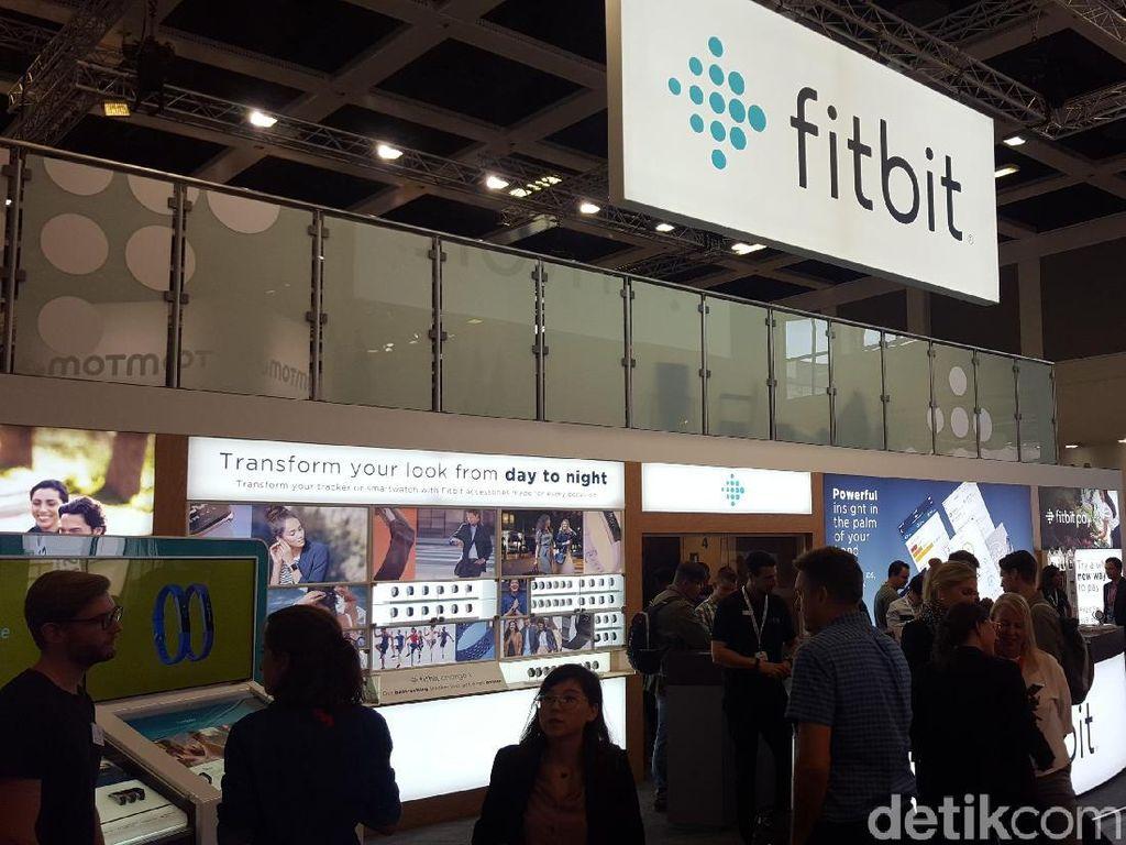 Google Resmi Caplok Fitbit Senilai Rp 29,4 Triliun