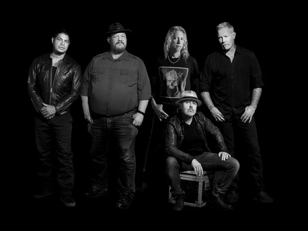 Metallica Rilis Box Set Berisi Wiski dan Vinyl untuk Dinikmati Bersama