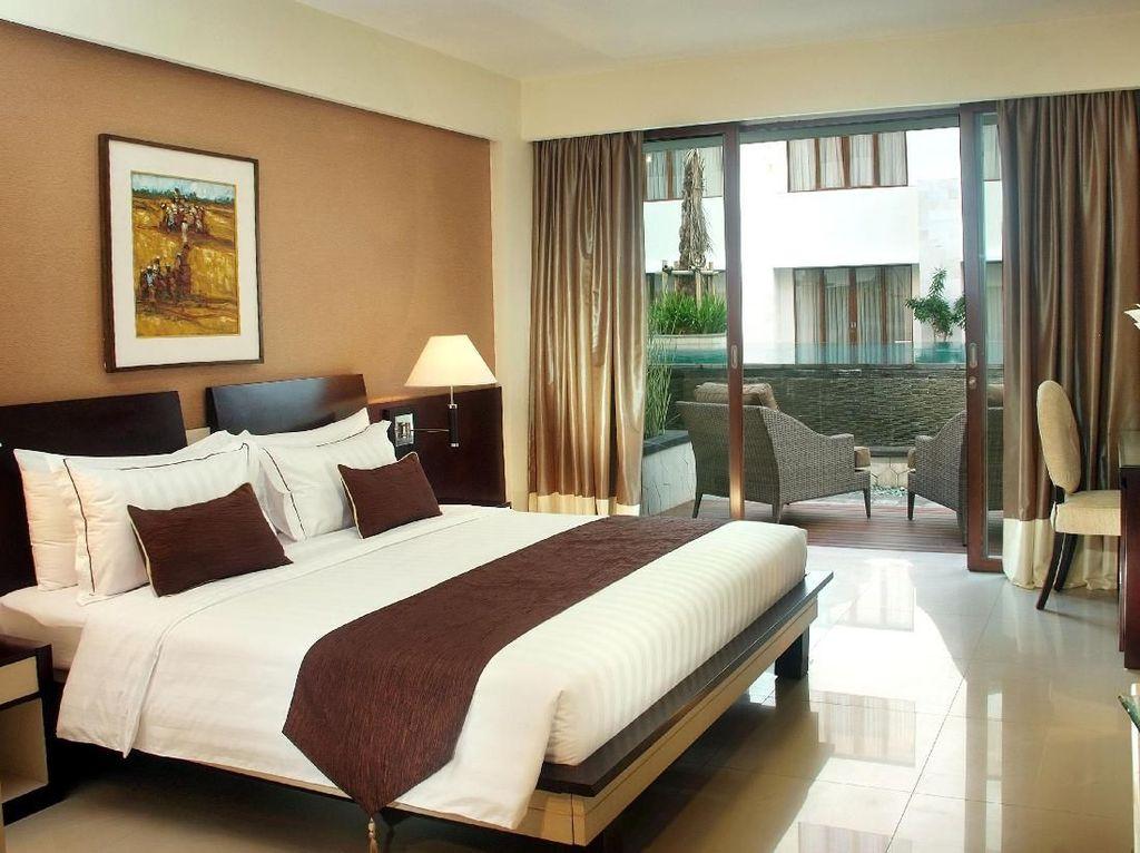 Hotel Berbintang yang Nyaman & Strategis di Kuta Bali