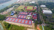 KONI Sumsel Menunggak Rp 1 M, Atlet Dilarang Latihan di Jakabaring