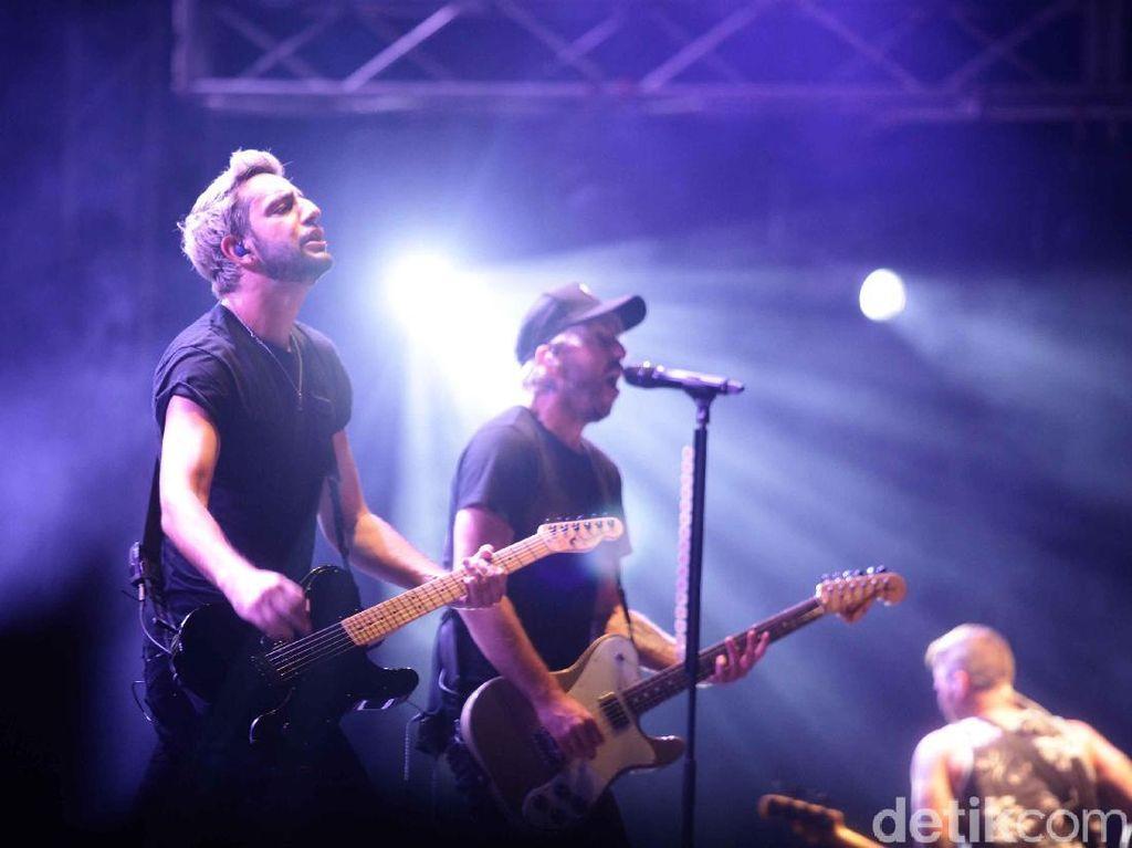 All Time Low Tutup Panggung Utama Hodgepodge Superfest 2018