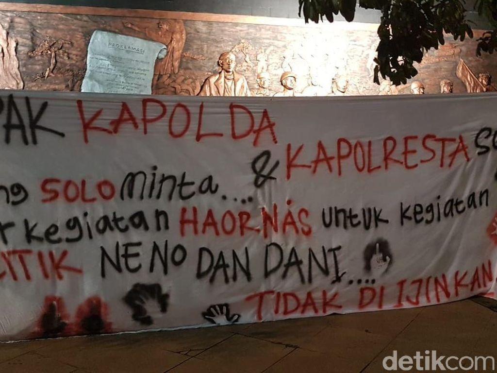 Penolakan Acara Ahmad Dhani di Solo Merembet Sampai Semarang