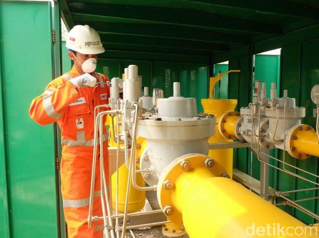 PGN Pasok Gas ke 2 PLTG di Sumbagsel