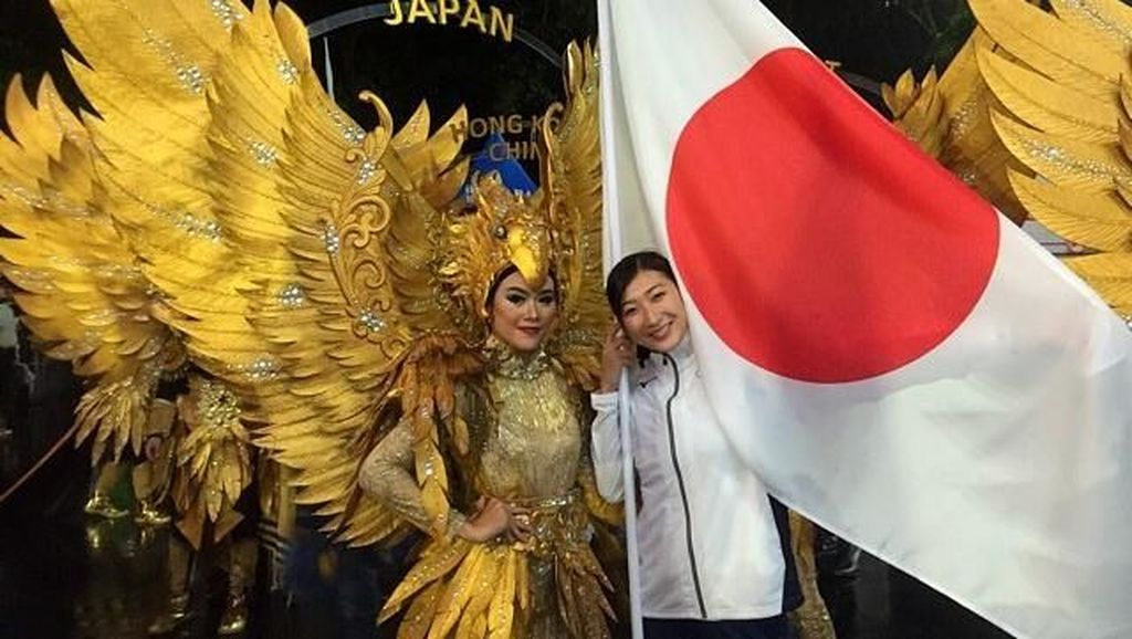 Cantiknya Rikako Ikee, Wanita Pertama yang Jadi Atlet Terbaik Asian Games