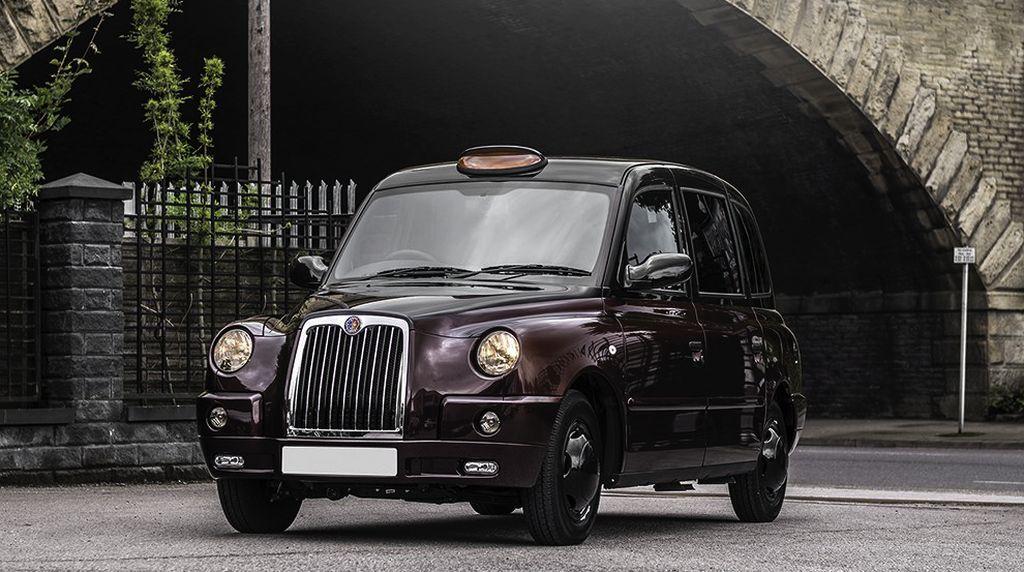 Kerennya Taksi London Listrik Punya Tampang Klasik