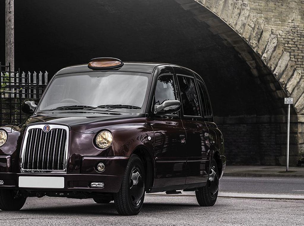 Mewahnya Taksi Listrik di London, Seperti Rolls-Royce Mini