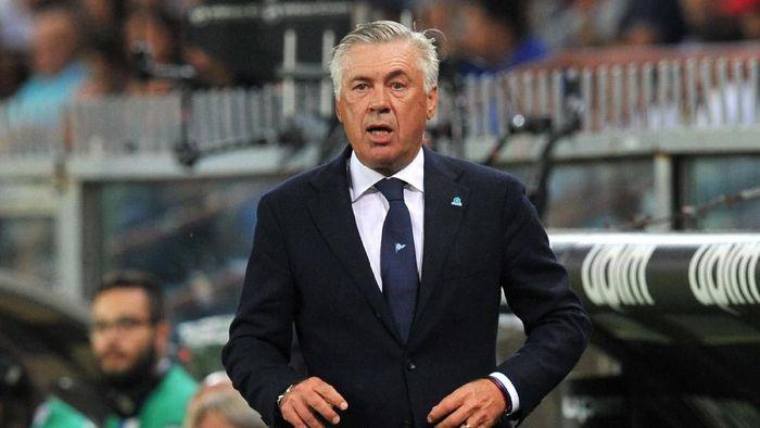 AC Milan sempat mendekati Carlo Ancelotti. (Foto: Jennifer Lorenzinï/Reuters)