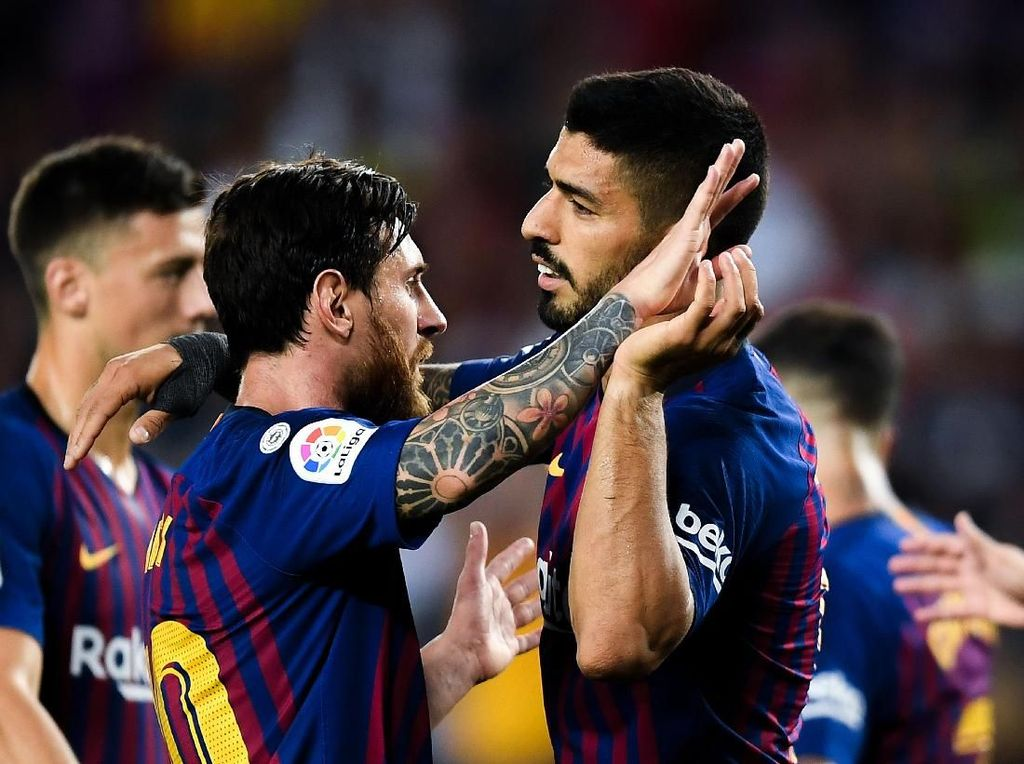 Gol Cepat Huesca Membangunkan Barcelona