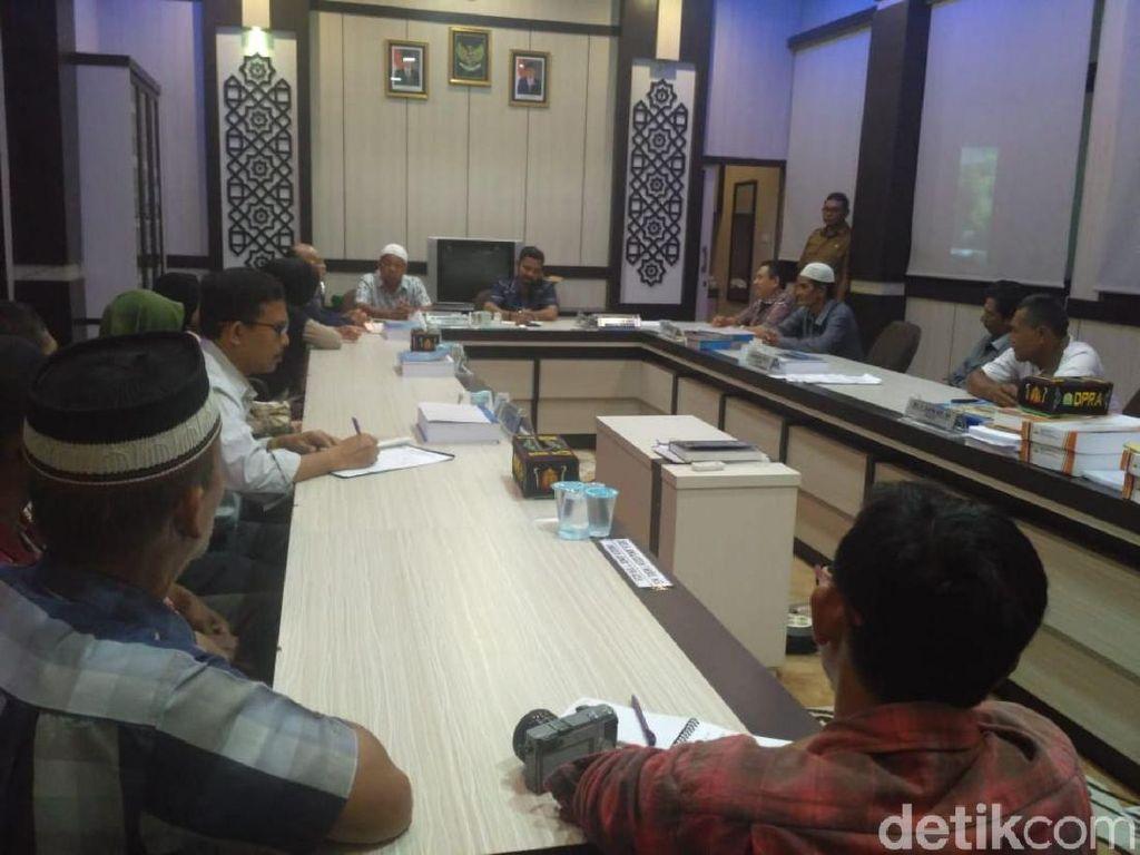 Warga Aceh Ngaku Tanahnya Dihargai Rp 12.500/m untuk Trans Sumatera