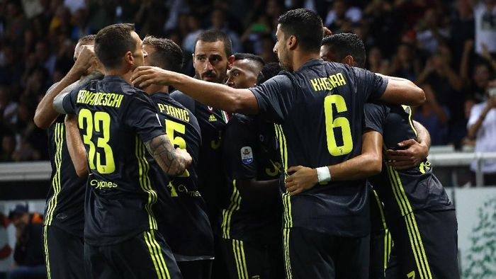 Juventus di Liga Italia 2018/2019. (Foto: Marco Luzzani/Getty Images)