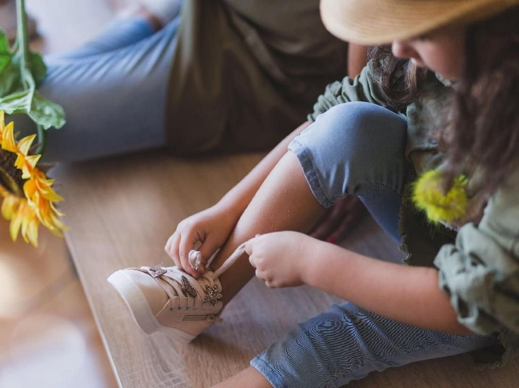 Berawal dari Mencoba Sepatu Baru, Bocah 4 Tahun Ini Kena Sepsis